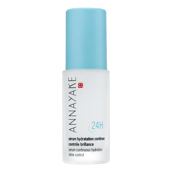 Serum Continuous Hydration Shine Control Drėkinantis veido serumas, 30 ml