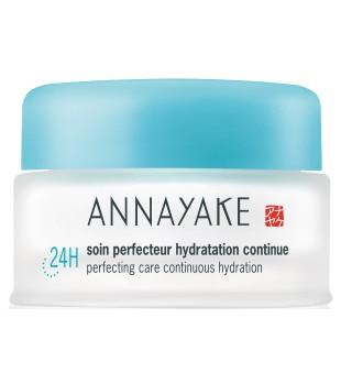Annayake Perfecting Care Continuous Hydration Intensyviai drėkinantis veido kremas, 50 ml | inbeauty.lt