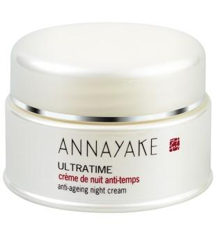 Annayake Anti-ageing Night Cream Naktinis veido kremas nuo raukšlių, 50 ml | inbeauty.lt