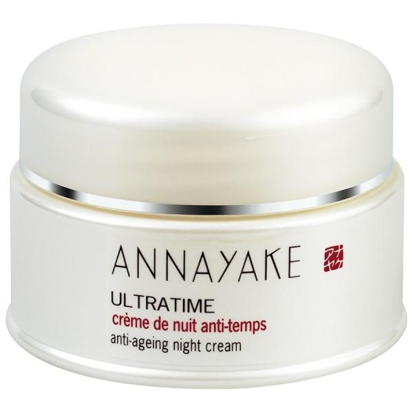 Anti-ageing Night Cream Naktinis veido kremas nuo raukšlių, 50 ml