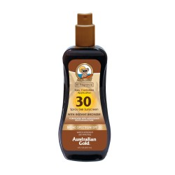 Spray Gel Sunscreen With Bronzers SPF30 Purškiamas losjonas nuo saulės su bronzatais, 237ml