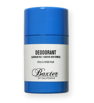 Baxter of California Deodorant Alcohol Free Dezodorantas vyrams, 34g | inbeauty.lt