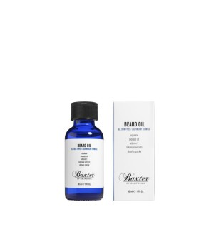 Baxter of California Beard Oil Maitinamasis barzdos aliejus, 30ml | inbeauty.lt