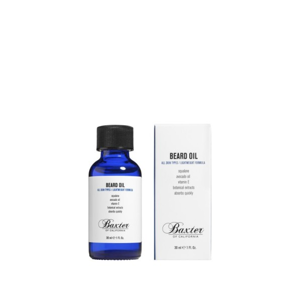 Beard Oil Maitinamasis barzdos aliejus, 30ml