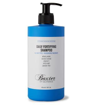Baxter of California Daily Fortifying Shampoo Plaukus stiprinantis šampūnas, 473ml | inbeauty.lt
