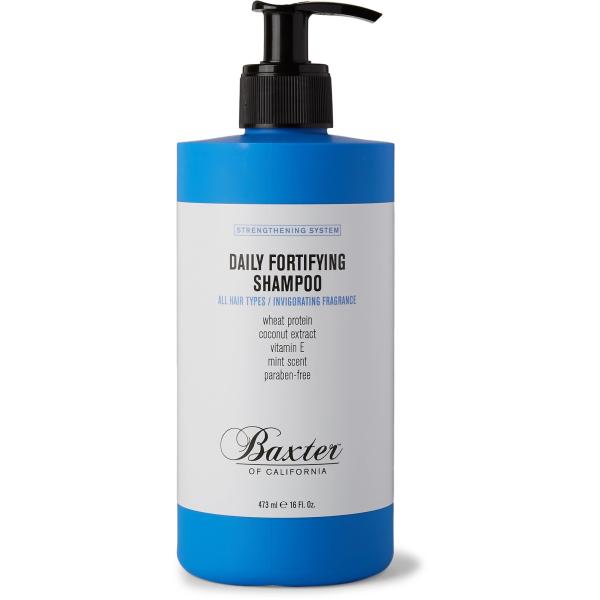 Daily Fortifying Shampoo Plaukus stiprinantis šampūnas, 473ml