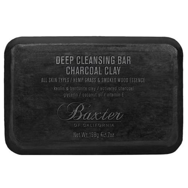 Deep Cleansing Bar Charcoal Clay Giliai valantis prausimosi muilas, 198g