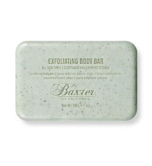 Baxter of California Exfoliating Body Bar Šveičiamasis muilas vyrams, 198g | inbeauty.lt