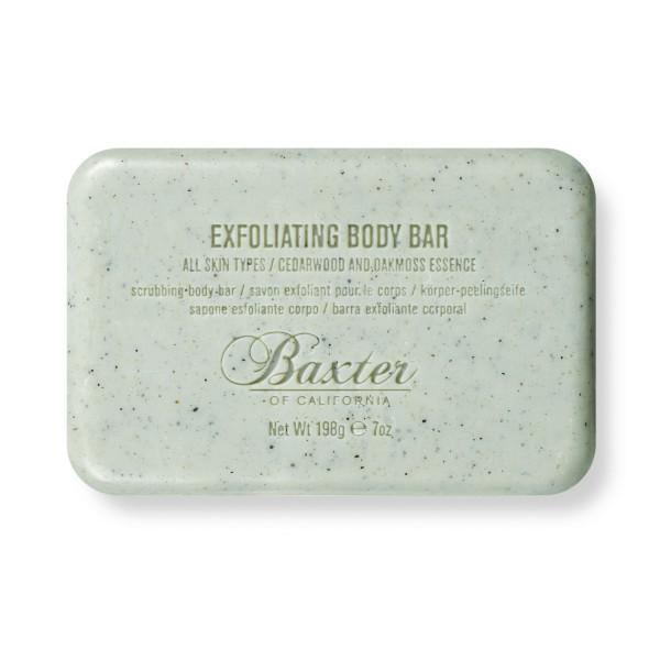 Exfoliating Body Bar Šveičiamasis muilas vyrams, 198g