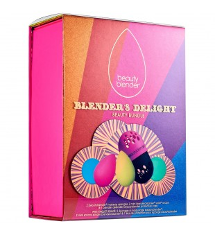 Beautyblender Blender's Delight Beauty Bundle Makiažo kempinėlių rinkinys, 1vnt. | inbeauty.lt