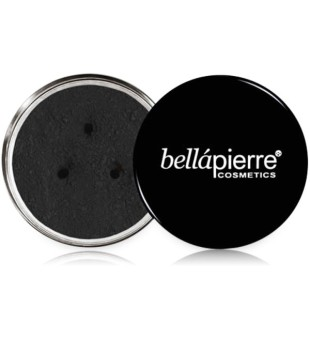 Bellápierre Mineralinė antakių pudra, juoda, 2,35 g | inbeauty.lt