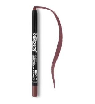 Bellápierre Cinnamon Vandeniui atsparus gelinis lūpų pieštukas | inbeauty.lt
