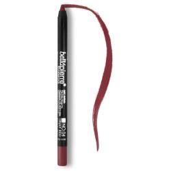 Vandeniui atsparus gelinis lūpų pieštukas Truly Red