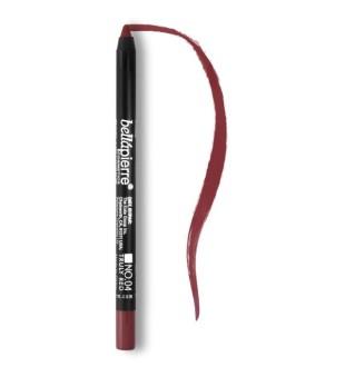 Bellápierre Truly Red Vandeniui atsparus gelinis lūpų pieštukas  | inbeauty.lt