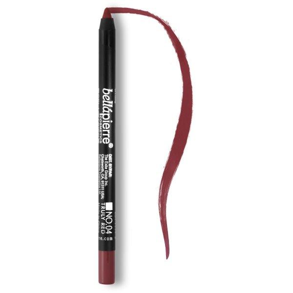 Truly Red Vandeniui atsparus gelinis lūpų pieštukas