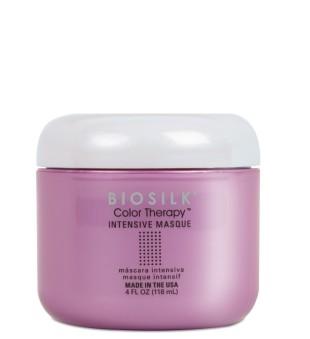 Biosilk Color Therapy Intensive Masque Atkuriamoji kaukė dažytiems plaukams, 118ml | inbeauty.lt