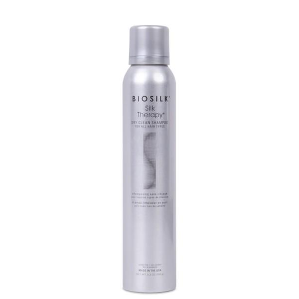 Silk Therapy Dry Clean Shampoo Sausas šampūnas, 150g