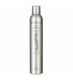 Biosilk Silk Therapy Finishing Spray Natural Hold Vidutinės fiksacijos plaukų lakas, 284g | inbeauty.lt
