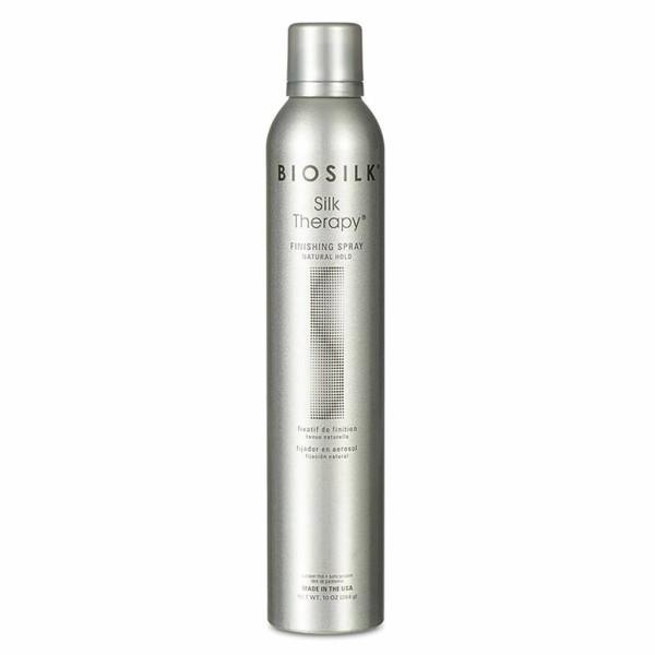 Silk Therapy Finishing Spray Natural Hold Vidutinės fiksacijos plaukų lakas, 284g