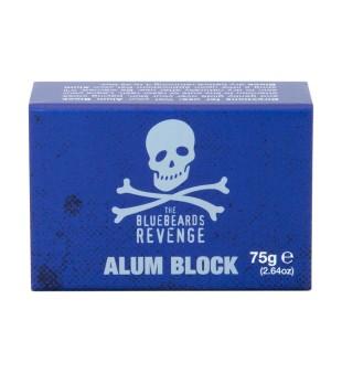 The Bluebeards Revenge Alum Block Alūno akmenėlis, 75g   inbeauty.lt