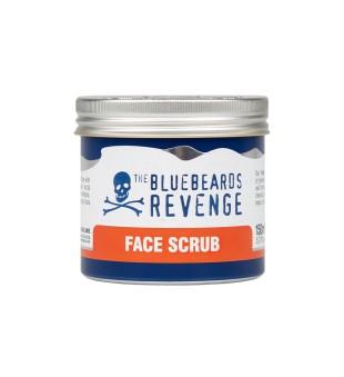 The Bluebeards Revenge Face Scrub Veido odos šveitiklis vyrams, 150ml   inbeauty.lt