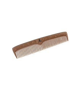 The Bluebeards Revenge Liquid Wood Beard & Mo' Comb Medinės barzdos ir ūsų šukos, 1vnt | inbeauty.lt