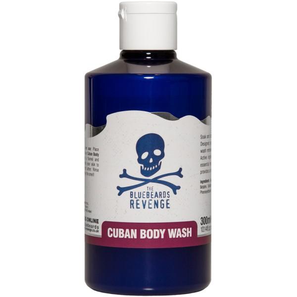 Cuban Body Wash Kubietiškas kūno prausiklis, 300ml