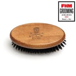 Military Brush Karinio stiliaus barzdos šepetys, 1 vnt.