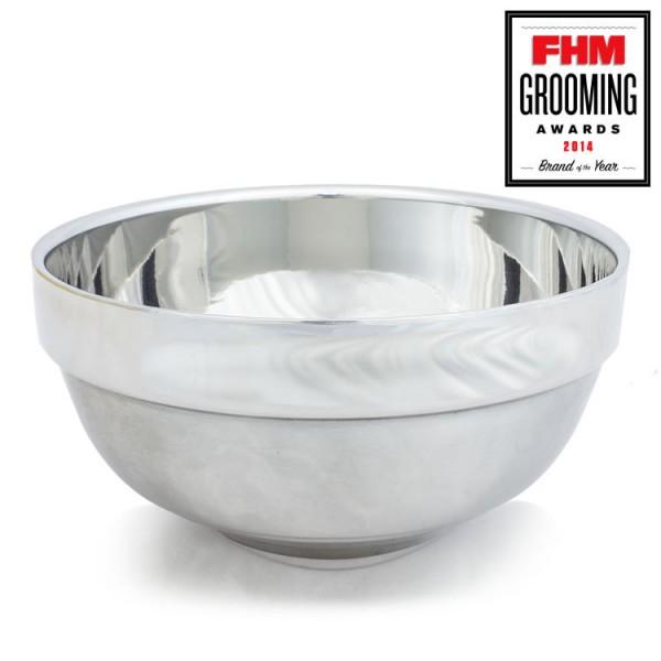 Stainless Steal Shaving Bowl Nerūdijančio plieno skutimosi dubenėlis, 1 vnt.