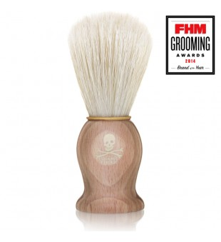 The Bluebeards Revenge Doubloon Bristle Shaving Brush Skutimosi šepetėlis, 1 vnt. | inbeauty.lt
