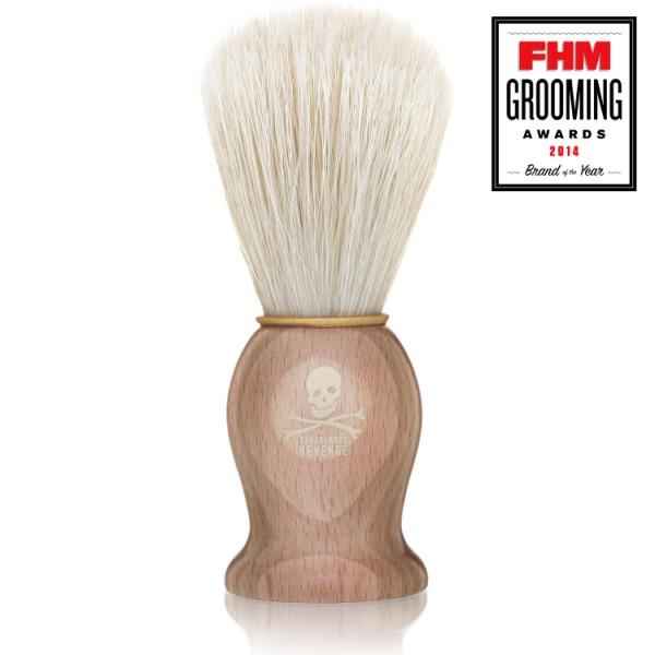 Doubloon Bristle Shaving Brush Skutimosi šepetėlis, 1 vnt.