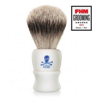 The Bluebeards Revenge Corsair Super Badger Shaving Brush Skutimosi šepetėlis su barsuko šeriais, 1 vnt. | inbeauty.lt