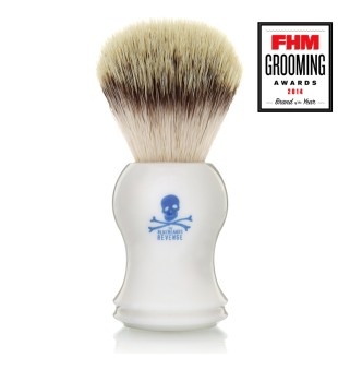 The Bluebeards Revenge Vanguard Synthetic Bristle Shaving Brush Skutimosi šepetėlis su sintetiniais šeriais, 1 vnt. | inbeauty.lt