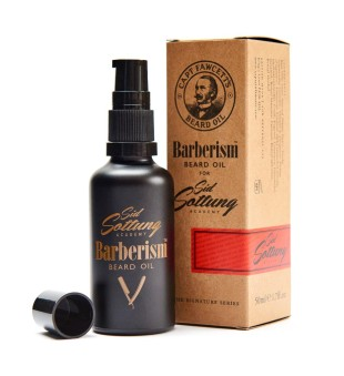 Captain Fawcett Barberism Beard Oil Barzdos aliejus, 10ml | inbeauty.lt