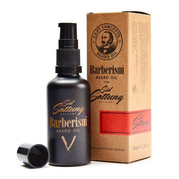 Barberism Beard Oil Barzdos aliejus, 10ml
