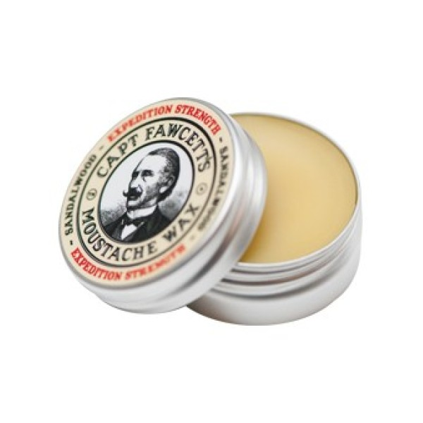 Expedition Strengh Sandalwood Moustache Wax Ūsų vaškas, 15ml