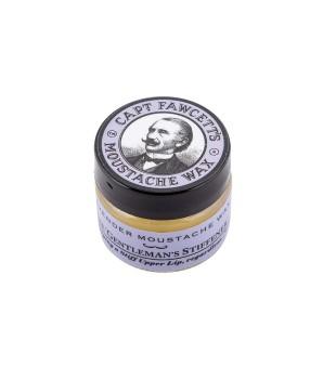 Captain Fawcett Lavender Moustache Wax Ūsų vaškas, 15ml | inbeauty.lt