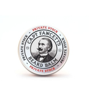 Captain Fawcett Private Stock Beard Balm Barzdos balzamas, 60ml | inbeauty.lt