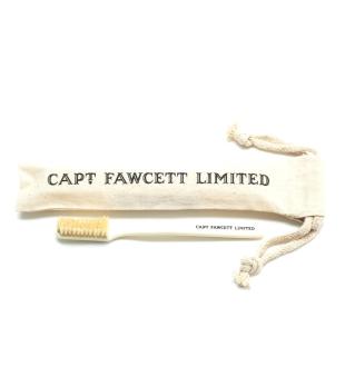Captain Fawcett Toothbrush With Natural Bristles Dantų šepetėlis, 1vnt.   inbeauty.lt
