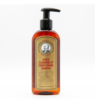 Captain Fawcett Expedition Reserve Conditioning Shampoo Kondicionuojantis šampūnas vyrams, 250ml | inbeauty.lt