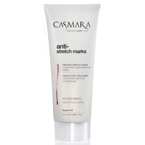 Anti Strech Marks Nourishing & Regenerating Cream Stangrinamasis kūno kremas nuo strijų, 200ml