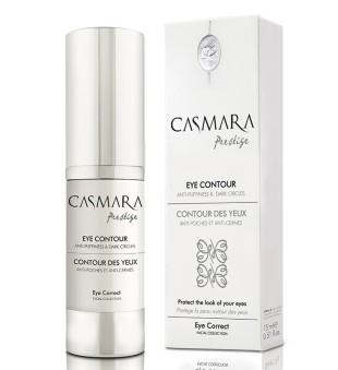 Casmara Eye Contour Anti Puffiness & Dark Circles Cream Odą skaistinantis paakių kremas, 15ml | inbeauty.lt