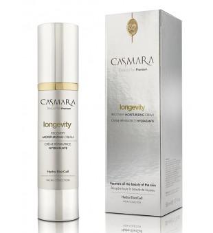Casmara Longevity Recovery Moisturizing Cream Atkuriamasis veido kremas, 50ml | inbeauty.lt