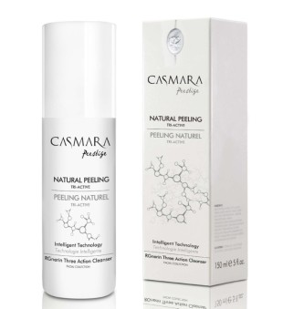 Casmara Natural Peeling Tri-Active Rūgštinis veido šveitiklis, 150ml | inbeauty.lt