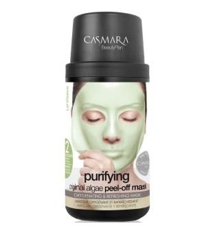 Casmara Purifying Algea Peel Off Mask  Alginatinė, valomoji veido kaukė, 2 vnt.   inbeauty.lt