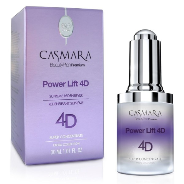 Power Lift 4D Super Concentrate Liftinguojantis veido serumas, 30ml