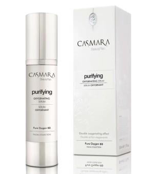 Casmara Purifying Oxygenating Serum Drėkinamasis deguoninis veido serumas, 50ml | inbeauty.lt
