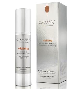 Casmara Vitalizing Energizing Moisturizing Cream Energizuojantis drėkinamasis veido kremas, 50ml | inbeauty.lt