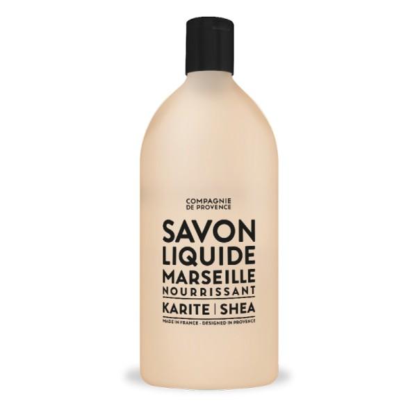 Shea Butter Liquid Soap Refill Skysto muilo papildymas, 1000ml