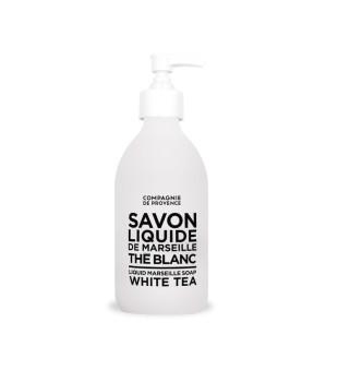Compagnie de Provence White Tea Liquid Marseille Soap Skystas muilas, 300ml | inbeauty.lt